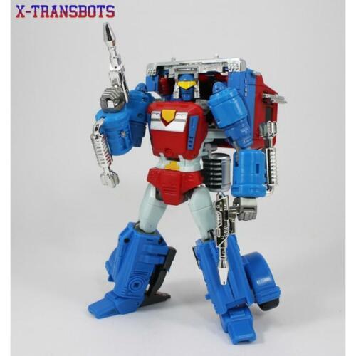 Toys Hero In Hand Transformer X-Transbots MM-III HOSS
