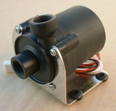 "DC 12V Water Pump 500 L/H G1/4""input and output for water cooling systerm"