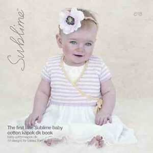939c088e7 The First Little Sublime Baby Cotton Kapok Book 618 5015161906189