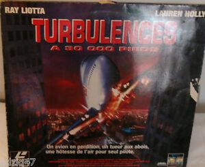 turbulences à 30.000 pieds