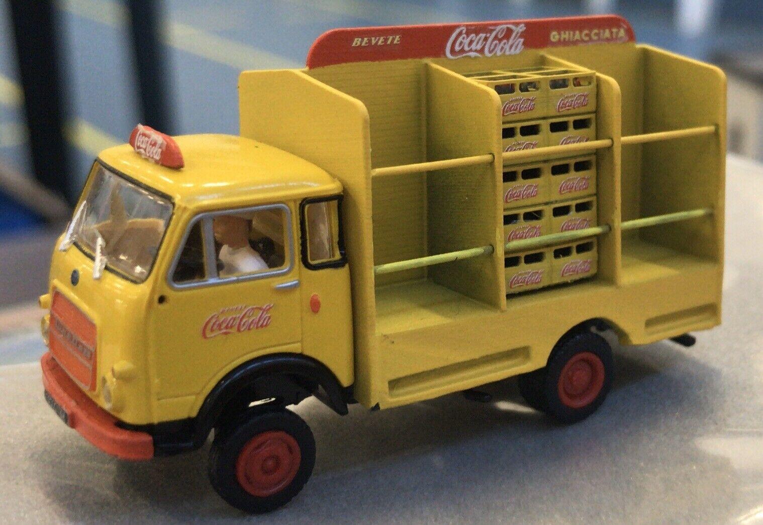Lupetto OM - Coca Cola - Scala 1 87