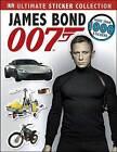 James Bond Ultimate Sticker Collection by Dorling Kindersley Ltd (Paperback, 2015)