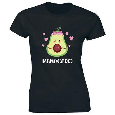 Mamacado with Avocado Women's Shirt Cute Pregnancy ...