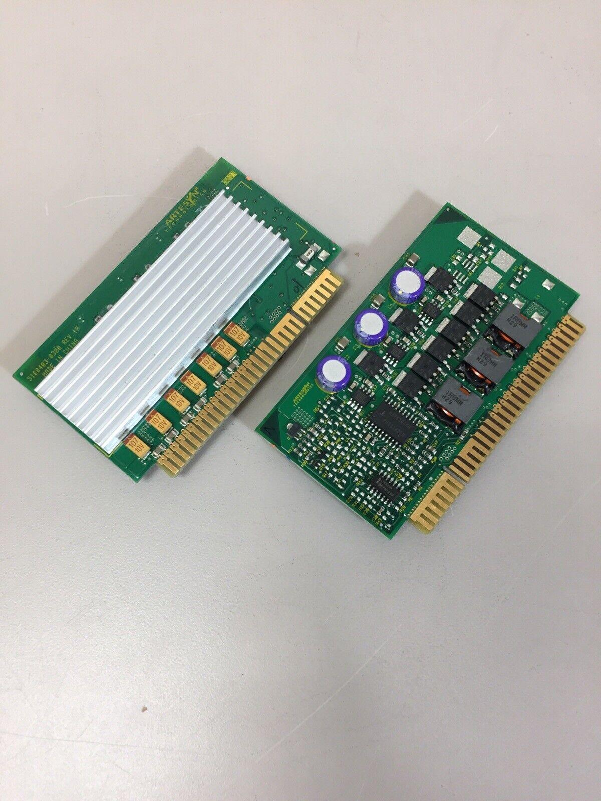 Lot of 2 IBM 49P2119 IBM XSERIES 360/450 12V PCI BUS VRM