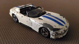 Voiture-Miniature-Burago-Dodge-Viper-RT-10-1-43-En-Etat
