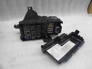 VI701239 05-09 VOLVO S60 S70 S80 Fuse Box Lid Engine Compartment OEM ...