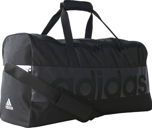 902255659c96f adidas S96148 Tiro linear Sporttasche Gr. M schwarz günstig kaufen ...