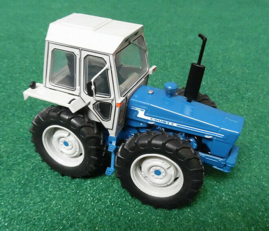Universal Hobbies 1 32nd Ford condado de 1174 (1979) modelo de coleccionista Tractor