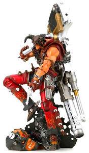 Trigun-Gazelle-The-Peacemaker-RED-1ere-Version-Kaiyodo-2005