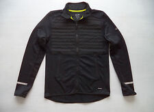 Womens CHAMPION fitness jersey jacket Sz S track athletic running cycling ski