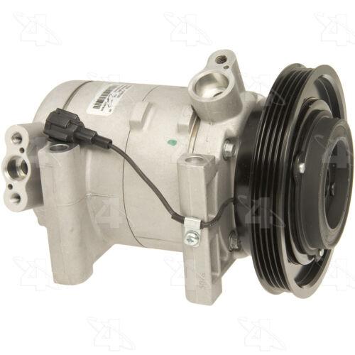 A//C Compressor-New Compressor 4 Seasons 68428