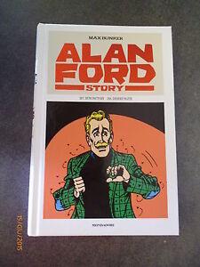 ALAN FORD STORY n° 134 (contiene i nn° 267 e 268) - MONDADORI CARTONATO - NUOVO