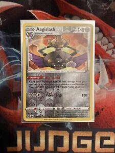 Aegislash 135//192 Rebel Clash Set REVERSE HOLO Rare Pokemon Card NEAR MINT