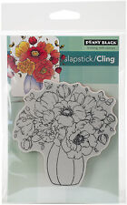 """Penny Black Cling Stamp 5""""X7""""-Centerpiece"""