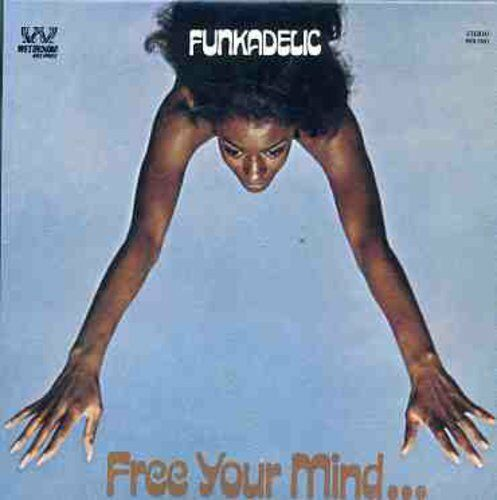 Funkadelic - Free Your Mind & Your Ass Will Follow [New CD] UK - Import