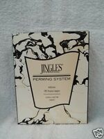 Jingles Perming System No Heat Acid Perm For Normal, Tinted, Or Frosted Hair