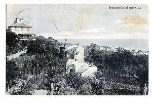 C000875   CHIETI   FRANCAVILLA  AL   MARE    PANORAMA     VG  1911