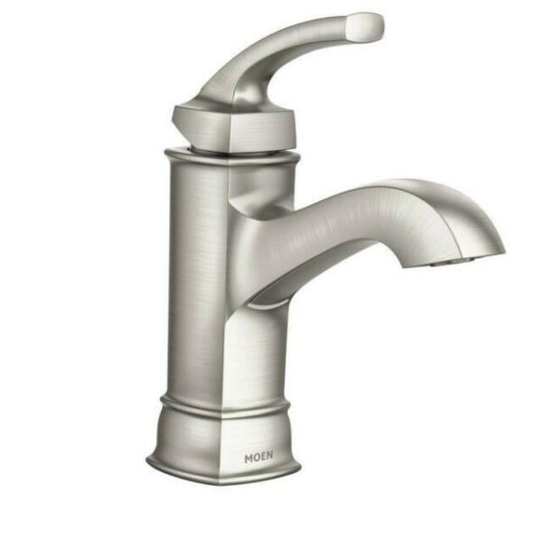Moen Ws84414msrn Hensley Single Handle High Arc Bathroom