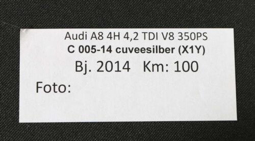 Audi A8 4H VW Touareg 7P Schalter Lenksäulenverstellung 4H0953551B Orig