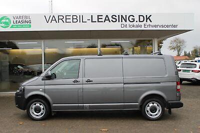 brugt varebil VW Transporter TDi 180 Kassevogn DSG 4M lang
