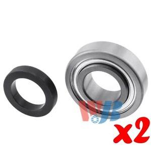 Pair of 2 Ball Bearing / Wheel Bearing WJB WB88131R Interchange 88131R 88131R 88