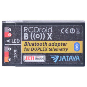 Details about Duplex Rc Droid Box Jetimodel Jex-Mbt-Jat 80001417 820035