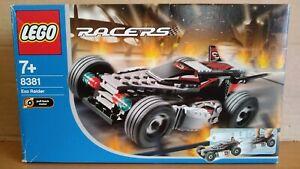"LEGO RACERS 8381 ""EXO RAIDER"""