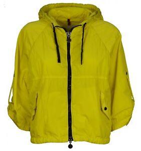 MONCLER-donna-giacca-estiva-giallo-con-cappuccio-OPHELIA