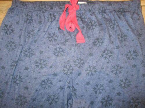 ladies  PYJAMA BOTTOMS nightwear plus  size 22-24