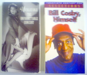 1990-039-S-VHS-VIDEOTAPES-NATALIE-COLE-UNFORGETTABLE-CONCERT-BILL-COSBY-HIMSELF