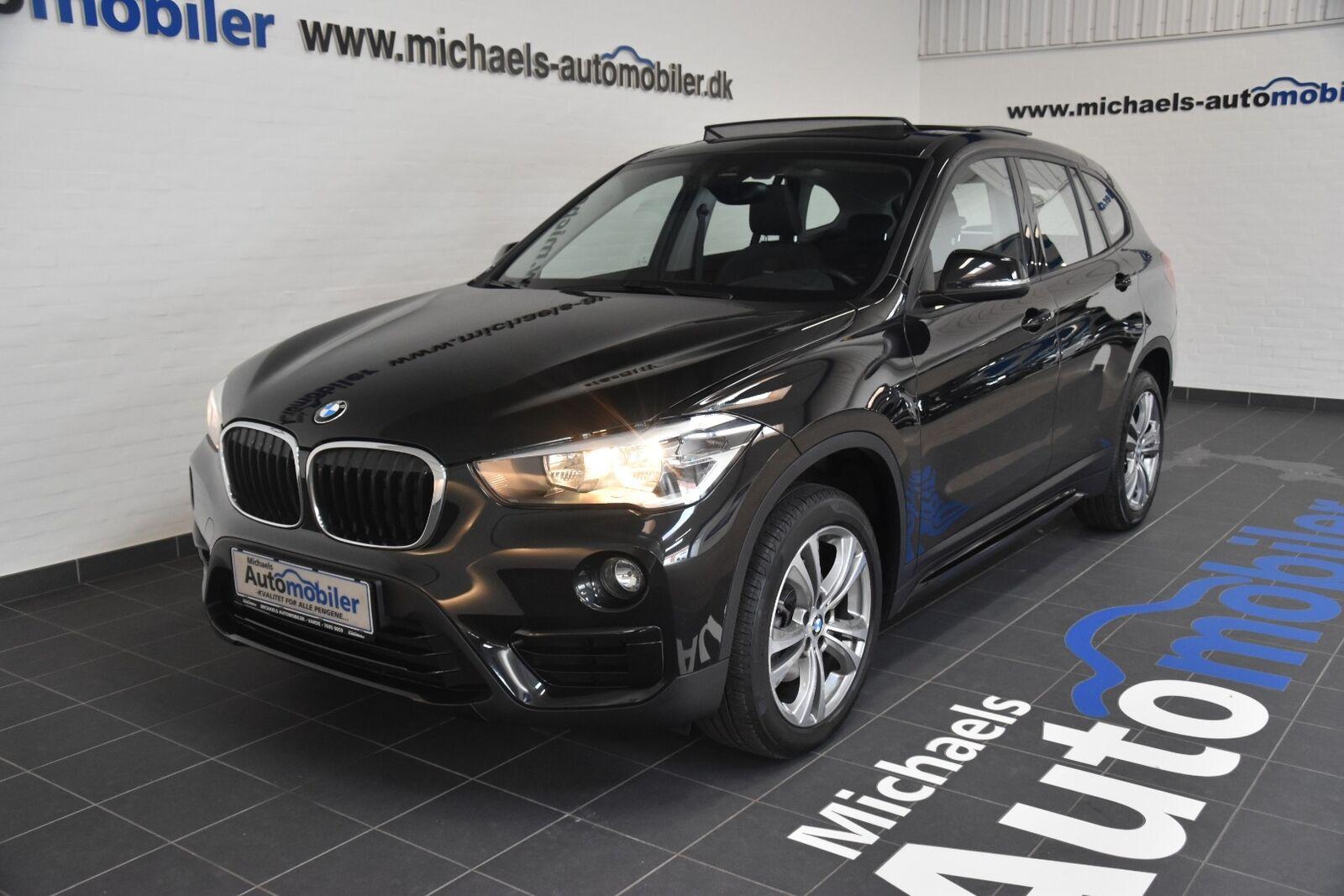 BMW X1 1,5 sDrive18i 5d - 339.900 kr.
