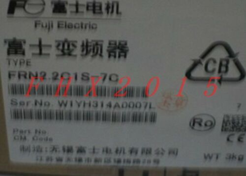 ONE NEW FUJI Inverter FRN2.2C1S-7C 220V 2.2KW