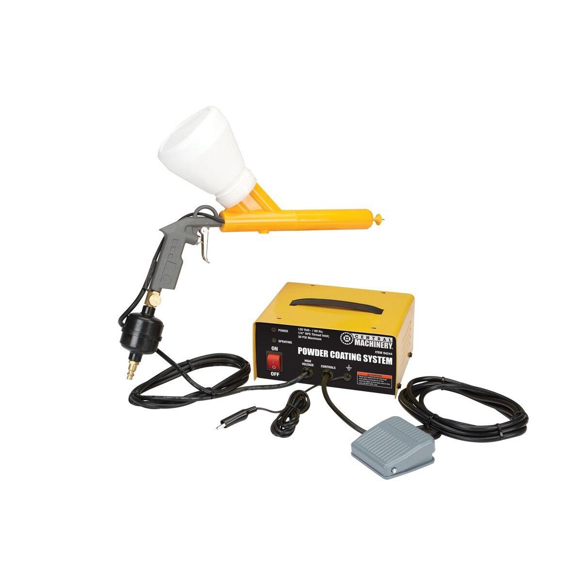 Powder Coating Sprayer Coater System Kit Uses Any Standard Standard Standard Powder Coat Paint c8b5b2