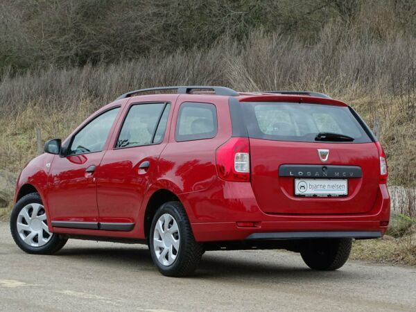 Dacia Logan 1,5 dCi 90 Ambiance MCV - billede 4