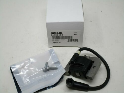 OEM Kohler 24 584 45-S Ignition Coil 24 584 01-S  66 584 10-S CH18 CH22 CH20