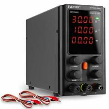 New Listingdc Power Supply Variable Adjustable Switching Dc Regulated Bench 30v 10a