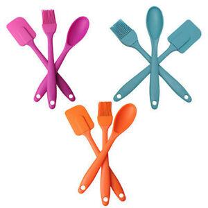3pcs-Silicone-spatule-cuillere-Brush-Set-cuisine-ustensile-Tool-anti-calori-PM