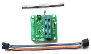 dsPIC30F2020-dsPIC30F1010-ICSP-flexible-Development-board-uses-PICkit-3