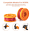 NEW-For-Worx-Spool-Line-String-Trimmer-Edger-WA0010-WA0007-8-Pack-Replacement-US thumbnail 4