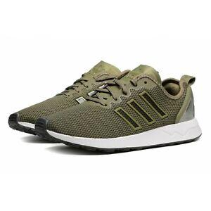 Details zu Adidas ZX FLUX ADV Originals Oliv Grün Neu Gr:49 13 AQ2680 samba sneaker