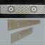 Indexbild 3 - Dekorpaneele-Tor-mit-Ornament-Marokko-in-3mm-Sperrholz-Wanddeko-Holzschnitt