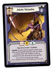 Legend of The Five Rings n° 61/156 - Moto Wasaka (A1766)