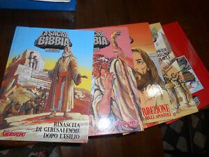 LIBRO-LA-BIBBIA-ILLUSTRATA-ILLUSTRATA-EDIZIONI-PAOLINE-1984