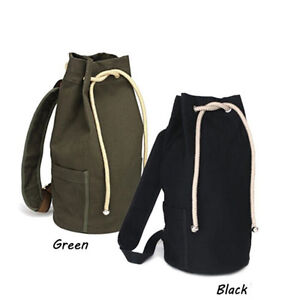 b43d1fa2c6 Image is loading Outdoor-Sport-Pack-Gym-Duffle-Bag-Drawstring-Backpack-