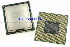 Intel Core i7-980X Extreme Edition 6 core 3.33GHz 12M LGA1366 CPU - SLBUZ