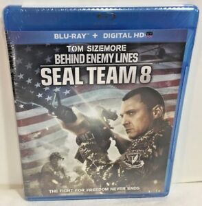 Details about Seal Team 8: Behind Enemy Lines Blu-ray Disc Digital HD Tom  Sizemore new sealed