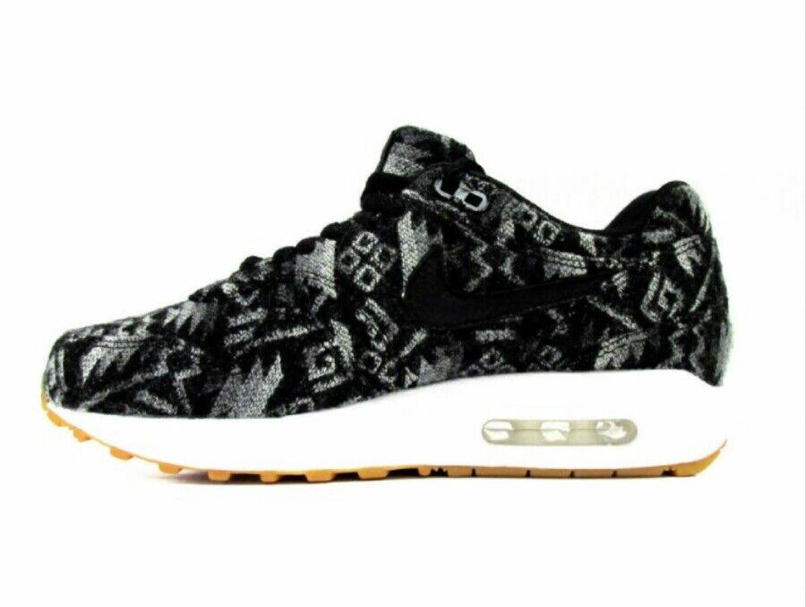 Nike Wo Hommes Air Max 1 1 Max PRM PENDLETON Trainers 918621 0046; 7 b766e5