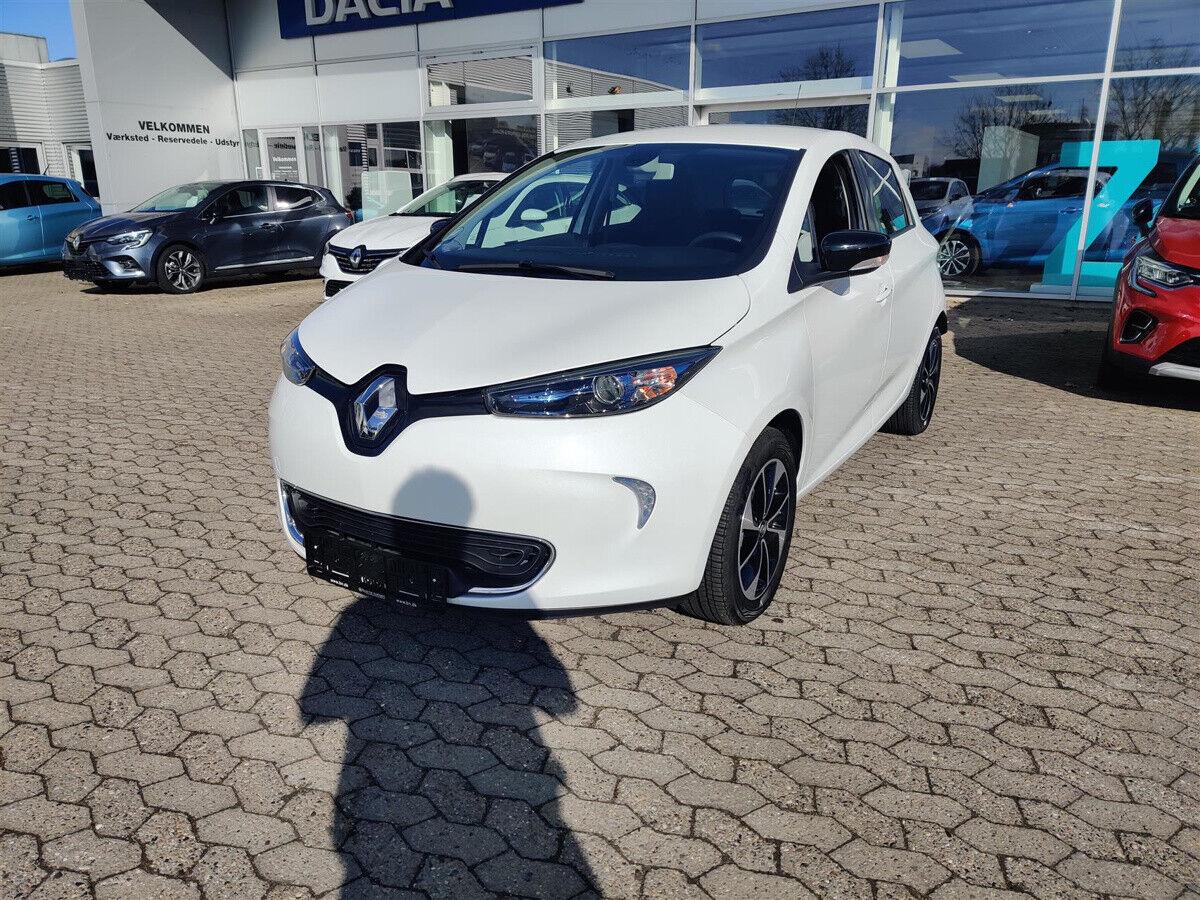 Renault Zoe Billede 4