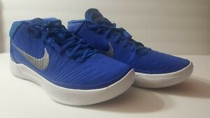 90556a297331 NEW Nike Kobe AD TB Promo Game Royal White Mens Basketball 942521 ...