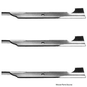Fits Freedom Z /& Liberty Z Scag Zero Turn Mower Deck Mulch Blades 48/'/'